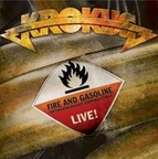 Krokus - Fire And Gasoline Live!