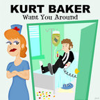 Kurt Baker - Want You Around