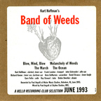 Kurt Hoffman's Band Of Weeds - s/t