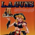 L.A. Guns (US 1) - Hollywood A Go Go
