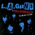 L.A. Guns (US 1) - Hollywood Raw · The Original Sessions