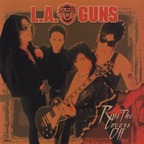 L.A. Guns (US 1) - Rips The Covers Off