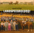 Land Speed Record - Road To Flight