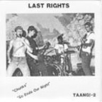 Last Rights - Chunks