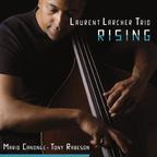 Laurent Larcher Trio - Rising