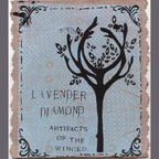 Lavender Diamond - Artifacts Of The Winged