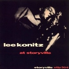 Lee Konitz - At Storyville