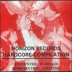 Lifetime - Horizon Records Hardcore Compilation