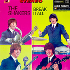 Los Shakers - Break It All