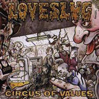 Loveslug - Circus Of Values