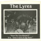 Lyres - How Do You Know?