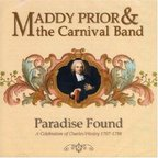 Maddy Prior With The Carnival Band - Paradise Found · A Celebration Of Charles Wesley 1707-1788