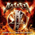 Majesty (DE) - Sons Of A New Millennium
