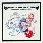Man Is The Bastard - Born Against