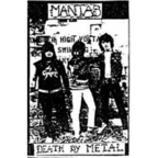 Mantas (US) - Death By Metal