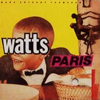 Marc Anthony Thompson - Watts And Paris