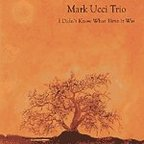 Mark Ucci Trio - I Didn't Know What Time It Was