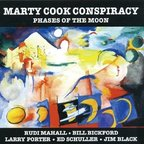 Marty Cook Conspiracy - Phases Of The Moon