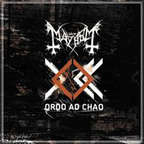 Mayhem (NO) - Ordo Ad Chao