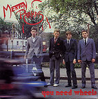 Merton Parkas - You Need Wheels