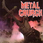 Metal Church - s/t