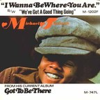 Michael Jackson - I Wanna Be Where You Are