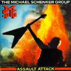 Michael Schenker Group - Assault Attack