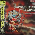 Michael Schenker Group - Super Rock '84 In Japan