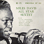 Miles Davis All Star Sextet - s/t