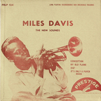 Miles Davis - The New Sounds