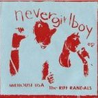 Milhouse USA - Nevergirlboy e.p.
