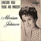 Mirriam Johnson - Lonesome Road