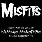 Misfits - Music From The Upcoming Famous Monsters Release (September '99)
