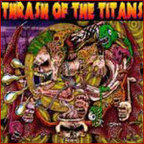 MK Ultra - Thrash Of The Titans