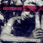 "MK Ultra - Vida-Life · Benefit 7"" For Project Vida"