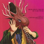 Monotract - Neon Meate Dream Of A Octafish · A Tribute To Captain Beefheart And His Magic Band
