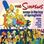 Mr. Burns - The Simpsons · Songs In The Key Of Springfield