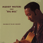 "Muddy Waters - Muddy Waters Sings ""Big Bill"" · The Songs Of ""Big Bill"" Broonzy"