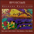 Mujician - Colours Fulfilled