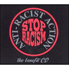 Napalm Death - Anti-Racist Action · Stop Racism
