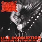 Napalm Death - Live Corruption · Salisbury Arts Centre 30.6.90