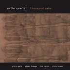 Natto Quartet - Thousand Oaks