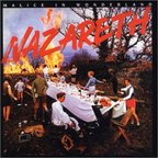 Nazareth - Malice In Wonderland