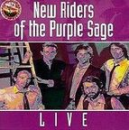 New Riders Of The Purple Sage - Live
