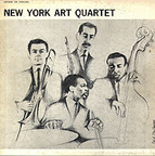 New York Art Quartet - s/t