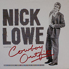 Nick Lowe And His Cowboy Outfit - s/t