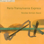 Nicolas Simion Band - Paris-Transylvania Express