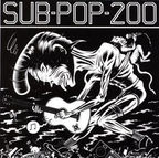 Nirvana (US 1) - Sub Pop 200