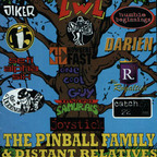 Nowhere Fast - The Pinball Family & Distant Relatives