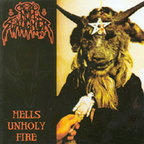 Nunslaughter - Hells Unholy Fire
